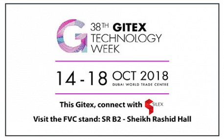 Connect with SilexPro at Gitex 2018