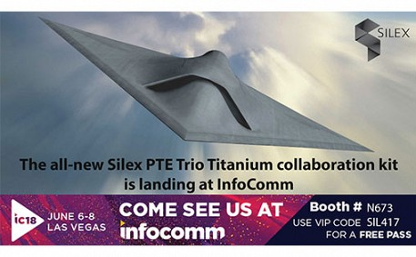 This year at InfoComm, make sure to pass by SilexPro booth!